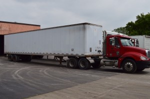 MRI Truck